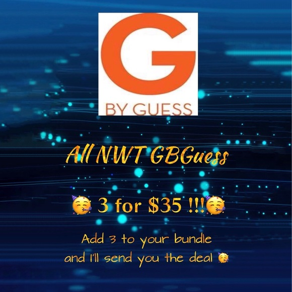 🥳 3/$35 All NWT GBGuess Jewelry !!! 🥳🥳🥳